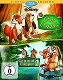 Cap und Capper 1+2 - 2 Movie Collection [Blu-ray]