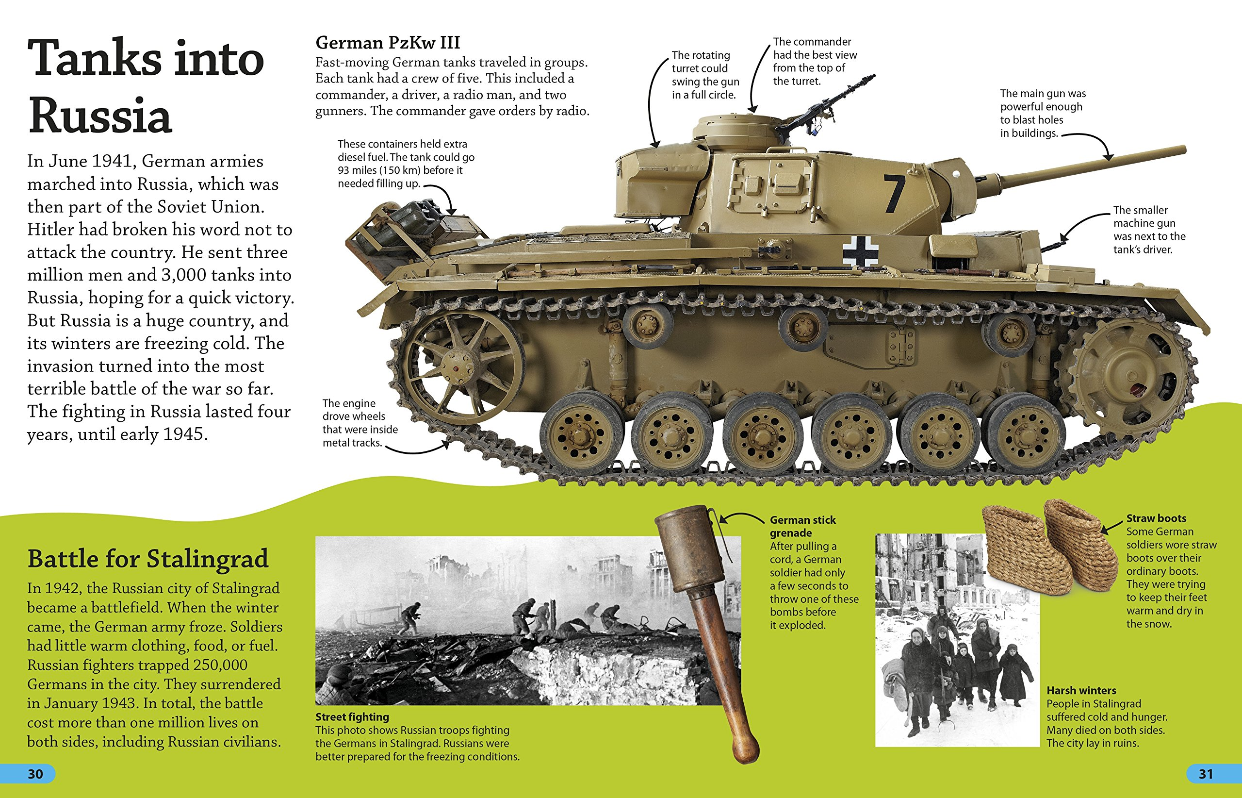 DK findout! World War II by DK Children (Image #5)