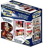 Allstar Marketing Group SV011106 Swivel Store Spice Rack Organizer - As Seen On TV