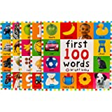 First 100 PB Box Set (5 books): First 100 Words; First 100 Animals; First 100 Trucks and Things That Go; First 100 Numbers; F