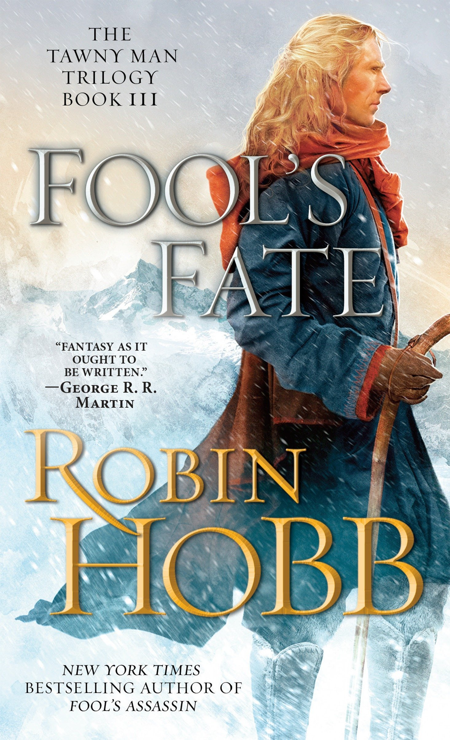 Fools Fate: The Tawny Man Trilogy Book III: Amazon.es ...