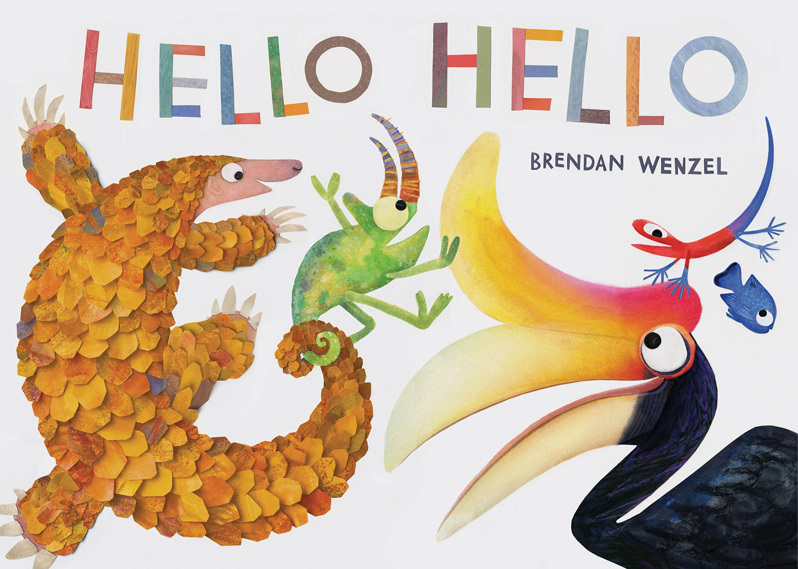 Hello Hello by Chronicle Books (Image #2)