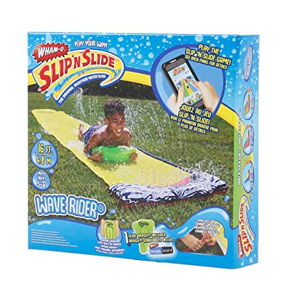Slip 'N Slide 830103-04C 64119 Wave Rider: Toys & Games