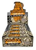 Grenade Carb Killa High Protein and Low Carb Bar, White Choc Mocha, 12 x 60 g