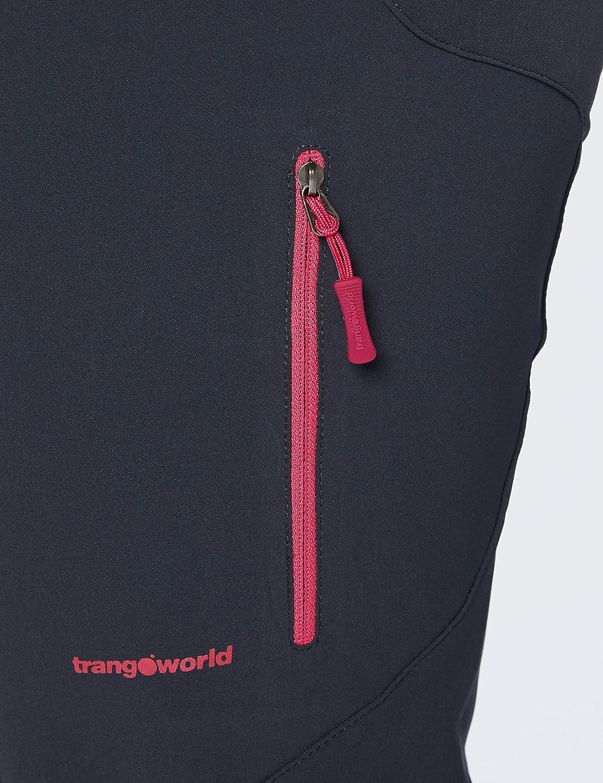 TRANGOWORLD Pc007778 Pantal/ón Largo Mujer