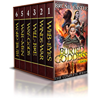 The Buried Goddess Saga: The Complete Series: (An Epic Fantasy Boxed Set: Books 1-6) (English Edition)