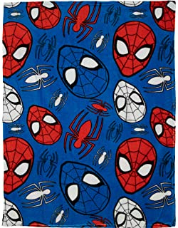 Spiderman Fleece Fabric Various Patterns and Various Sizes NEW