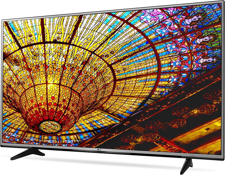 LG 43UH6030 43 WebOS 3.0 Smart 4K Ultra HD TruMotion 120Hz LED ...