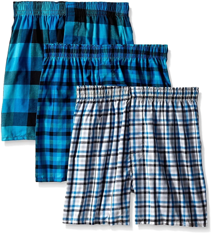 Hanes Men's 3 Pack Ultimate Boxer Hanes Men' s Underwear UTHXX3