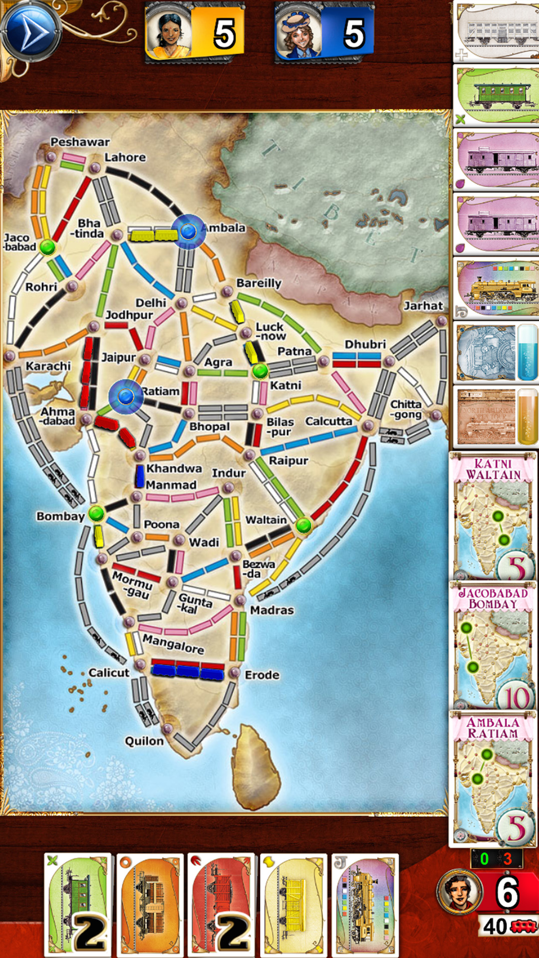com ticket to ride appstore for android