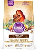 Halo Spot's Stew Healthy Weight Grain Free Turkey and Duck Recipe for Dogs