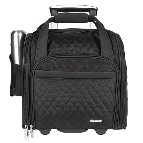 small tote bag on wheels. Black Bedroom Furniture Sets. Home Design Ideas