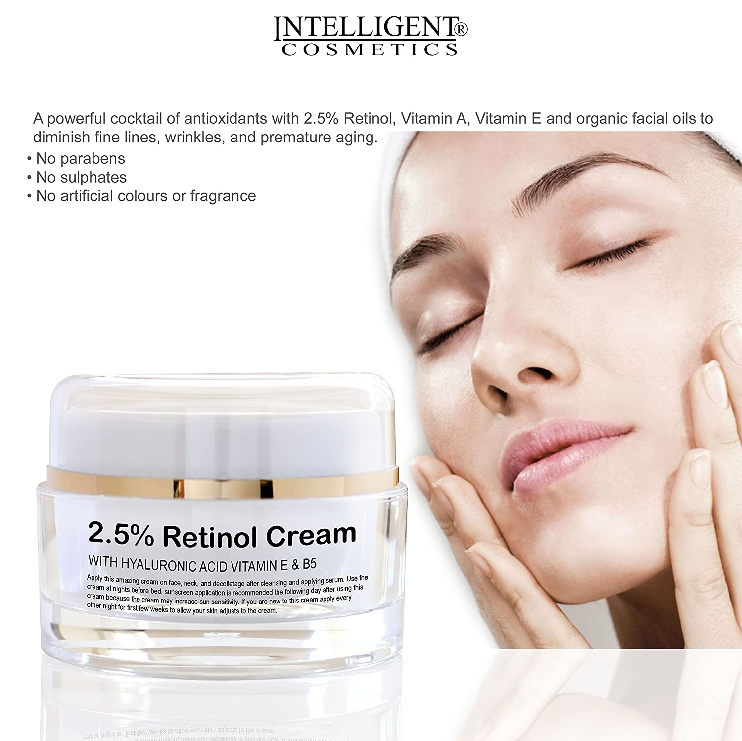25 Retinol Collagen Rejuvenating Cream With Hyaluronic Acid Vitamin E Facial Serum Oil Skin Care Anti Aging Moisturizing B5 And Organic Oils Powerful Ageing Wrinkle Moisturiser