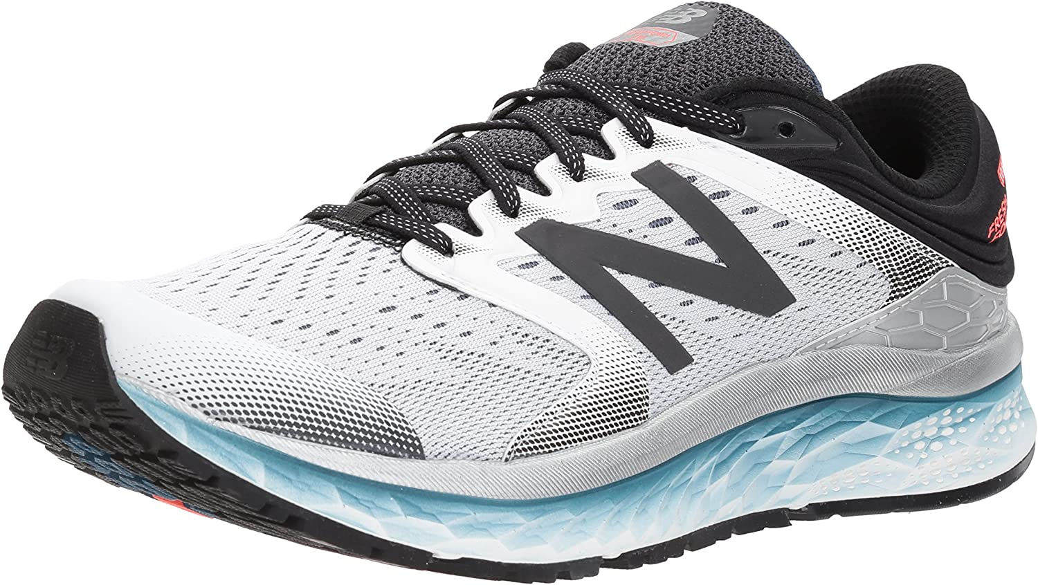pellizco Inminente Lugar de la noche  Amazon.com | New Balance Men's Fresh Foam 1080 V8 Running Shoe | Road  Running