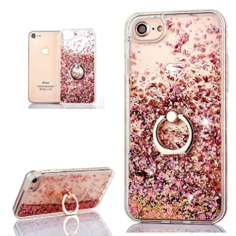 coque paillette liquide iphone 8