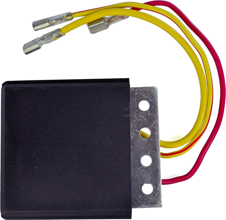 polaris scrambler 400 4x4 wiring diagram amazon com voltage regulator rectifier for polaris trail boss  amazon com voltage regulator rectifier