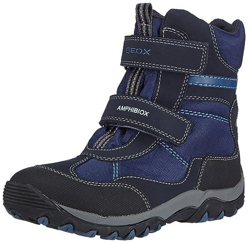 geox enfant chaussures de randonnée alaska