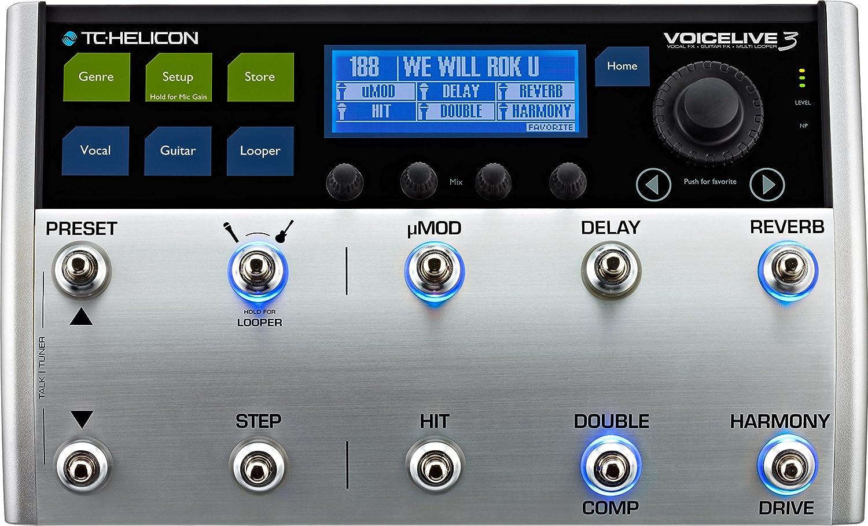 【国内正規輸入品 3 VoiceLive B00HNMB1NI】TC-Helicon VoiceLive 3 B00HNMB1NI, カワカミムラ:9c8669b1 --- publishingfarm.com