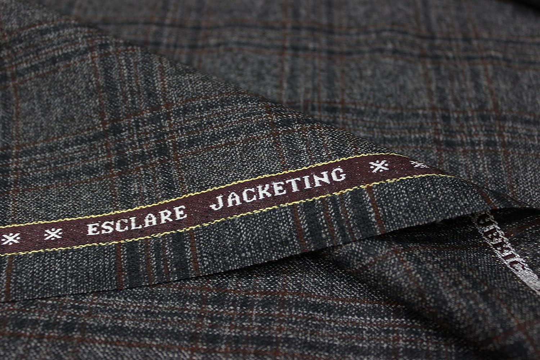 Raymond Men's Tweed Blazer Fabric(2.20 Meters): Amazon.in ...