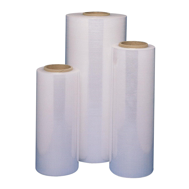 Clear 16X80CLR 6 MILL Polar Plastics 16X80CLR 6mm Polyethylene Film 16 x 80