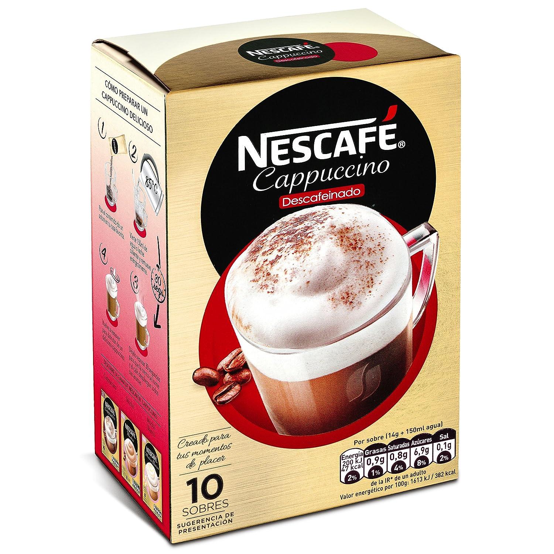 Nescafe | Café instantáneo | Nescafe Gold | 25 varillas por paquete 45gr/1.59oz: Amazon.es: Alimentación y bebidas