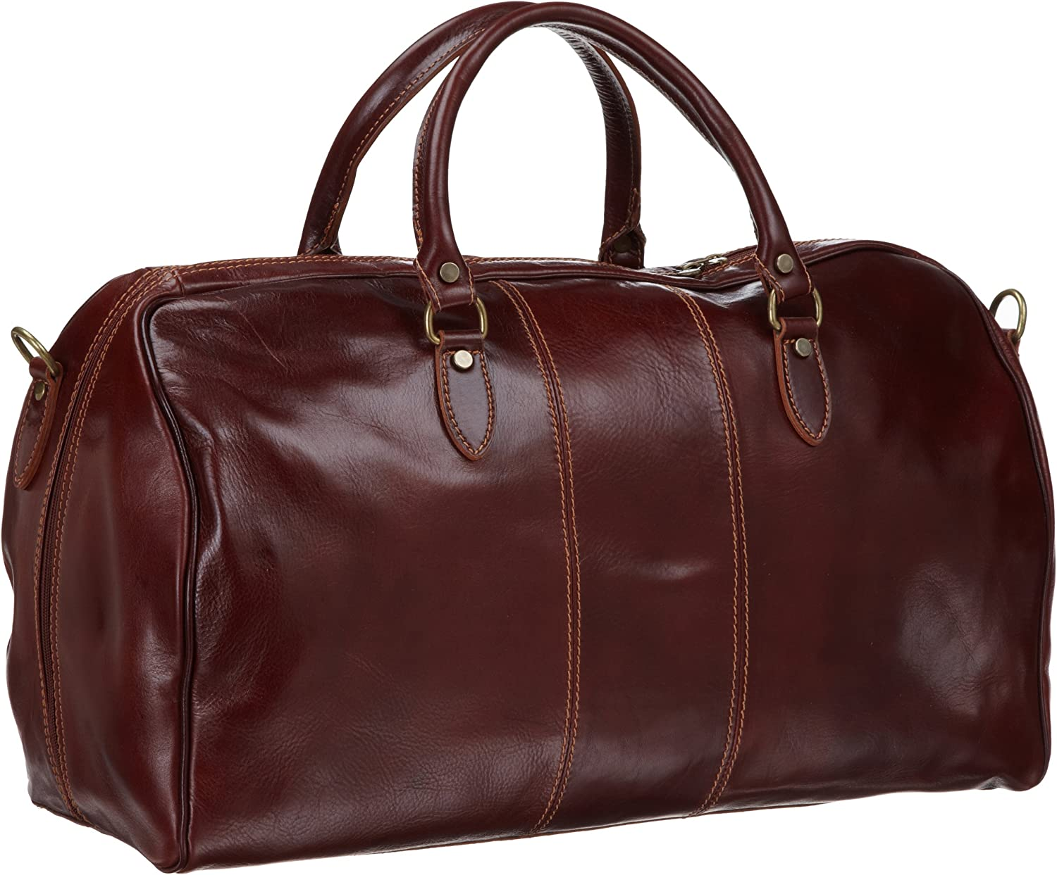 Vecchio Brown Sac de Voyage Mixte Adulte Floto Marron - 18