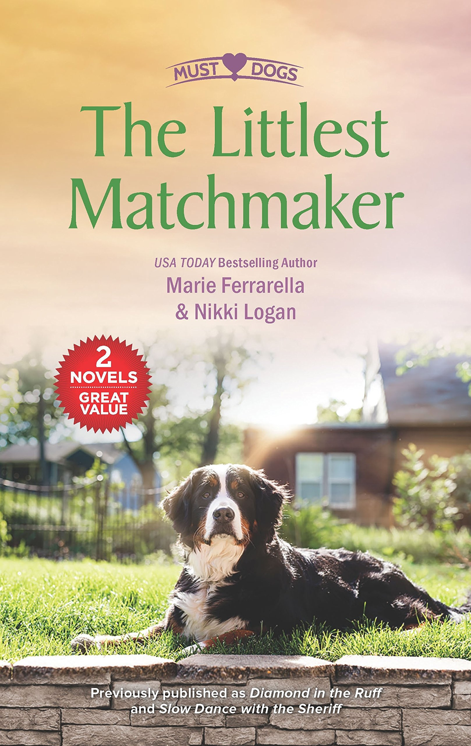 Download The Littlest Matchmaker: An Anthology (Must Love Dogs) pdf