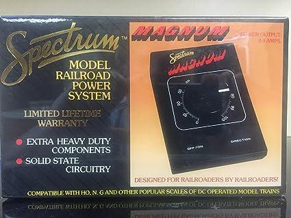 Amazon.com: Bachmann Spectrum Magnum Modelo Railroad Power ...