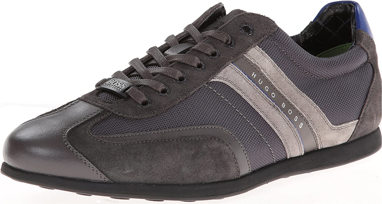 Hugo Boss Mens Thatoz Medium Grey Size 9 US