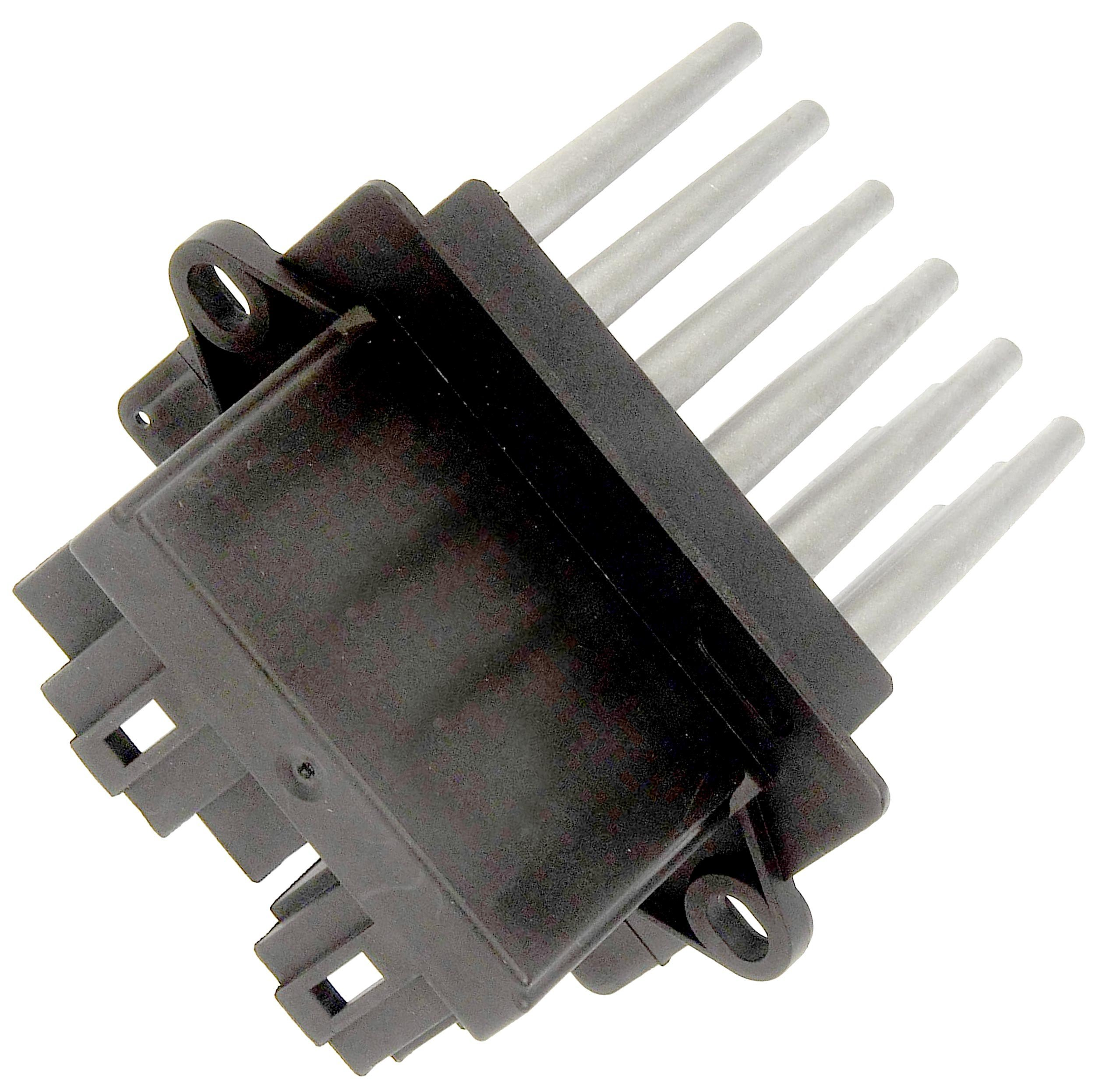 APDTY 084138 Blower Motor Fan Speed Control Resistor Fits Select Chrysler Dodge Jeep Models With ATC Automatic Temperature Control (Replaces 5179985AA, 4885482AC) by APDTY