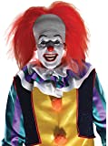 Rubie's Men's It Adult Pennywise Wig, Multi, One Size