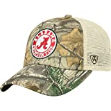 Top of the World NCAA mens Adjustable Two Tone Camo Stock Mesh Icon Hat
