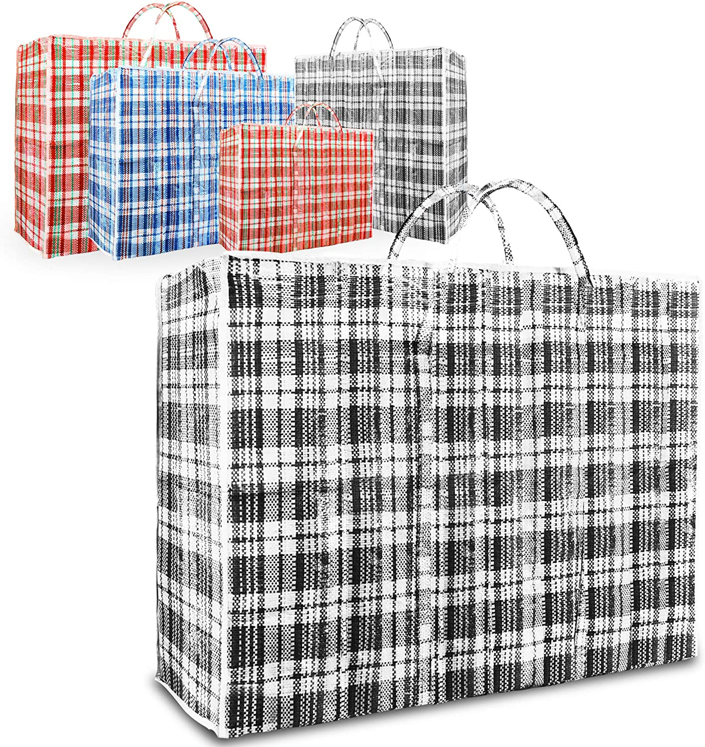 Moving Extra Strong Durable Shopping Laundry Bags L // XL // Jumbo Storage UK