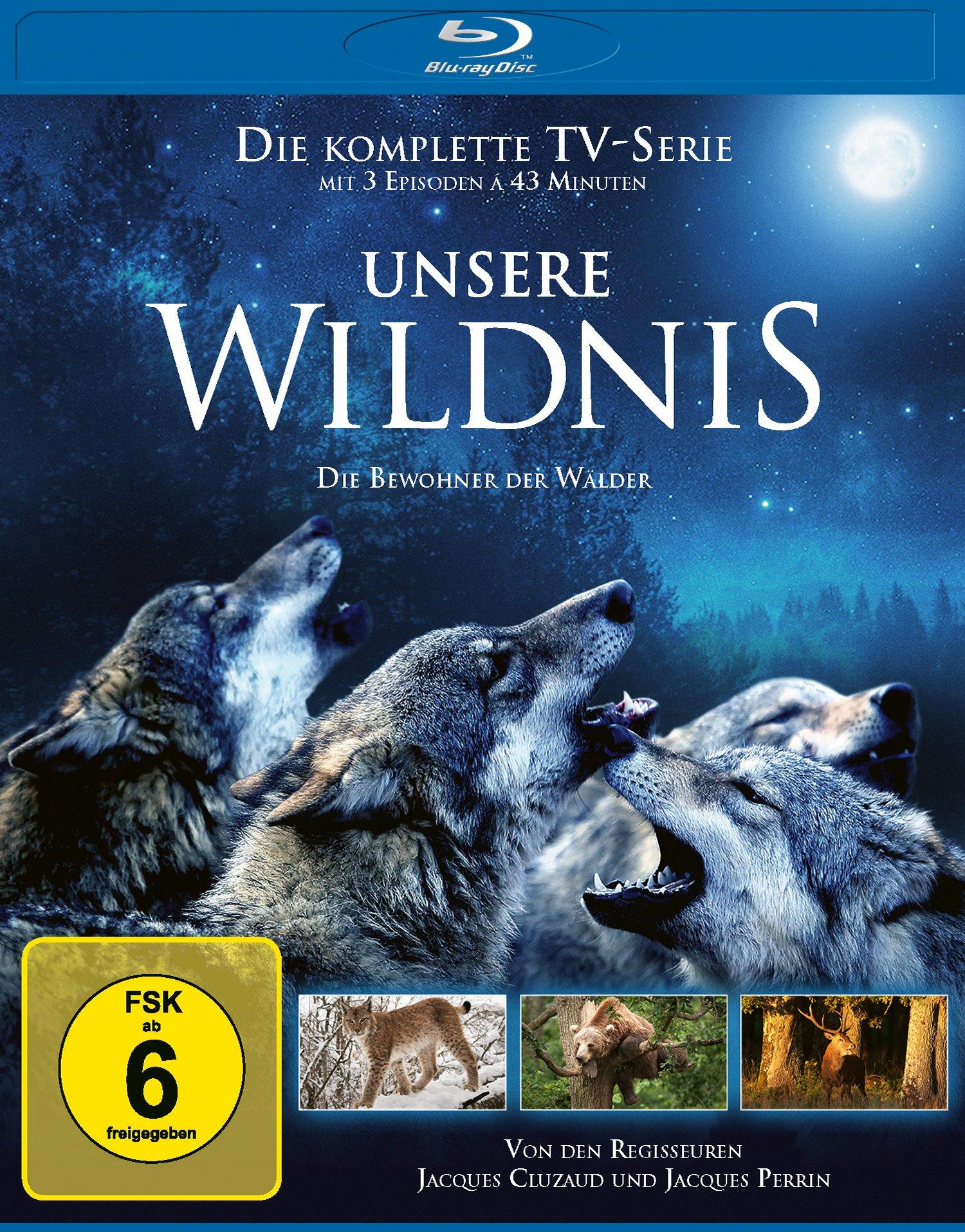 Unsere Wildnis - Die Bewohner der Wälder - Die komplette TV-Serie by Universum Film GmbH