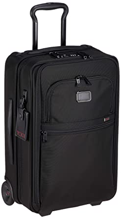 98ec77cdaa56 Tumi Unisex Alpha 3 International Expandable 2 Wheeled Carry-On