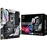Asus ROG Strix Z370-E Gaming LGA 1151 HDMI SATA 6Gb/s USB 3.1 ATX Intel Motherboard