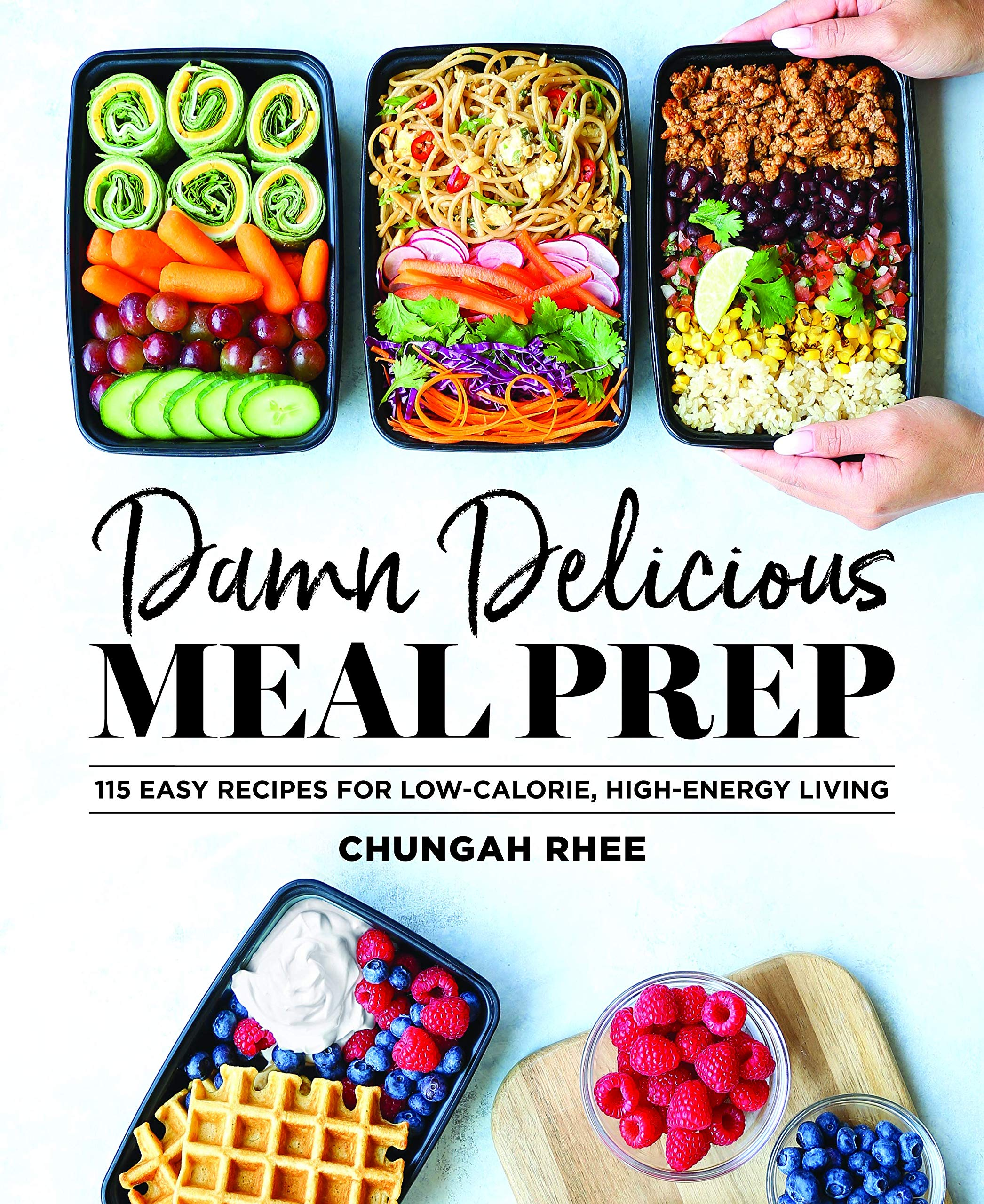 Damn Delicious Meal Prep Low Calorie product image