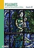 Psaumes pour les dimanches et fêtes année B (Livret de partitions)