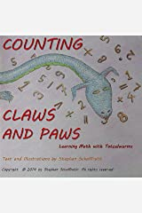 Counting Claws and Paws: Learning Math with Tatzelwurms Kindle Edition