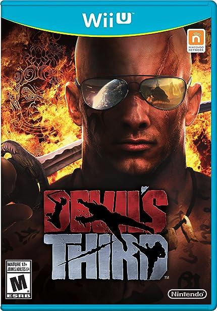 Amazon.com: Devils Third - Wii U Standard Edition: Video Games