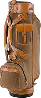 product image for BELDING American Collection Bushwhacker Golf Bag, 9.5-Inch, Tan