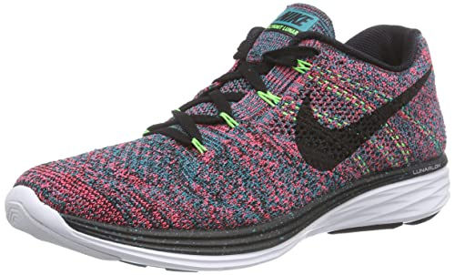 00ba752f5dbfbe Nike Men s Flyknit Lunar3 Running Shoes  Amazon.co.uk  Shoes   Bags
