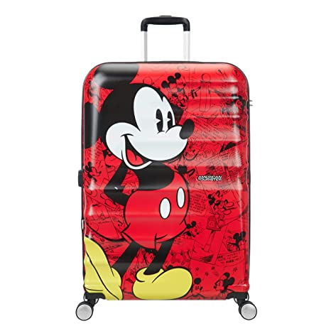American Tourister DISNEY Wavebreaker Spinner Luggage Large 6f9f763670d2e