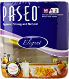 Paseo Tissues Printed Kitchen Towels - 4 Rolls