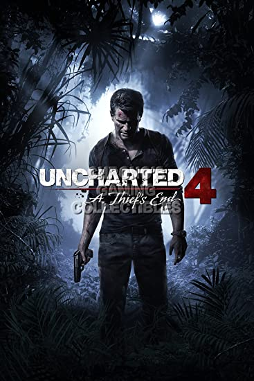 Amazon Com Primeposter Uncharted 4 A Thief S End Poster Glossy