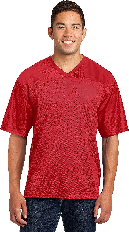 Sport - TekメンズPosiChargeレプリカジャージー B00PCRMU5Y レッド(True Red) Medium Medium|レッド(True Red)