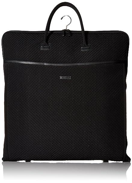 Amazon.com: vera bradley Iconic bolsa de ropa, microfibra ...