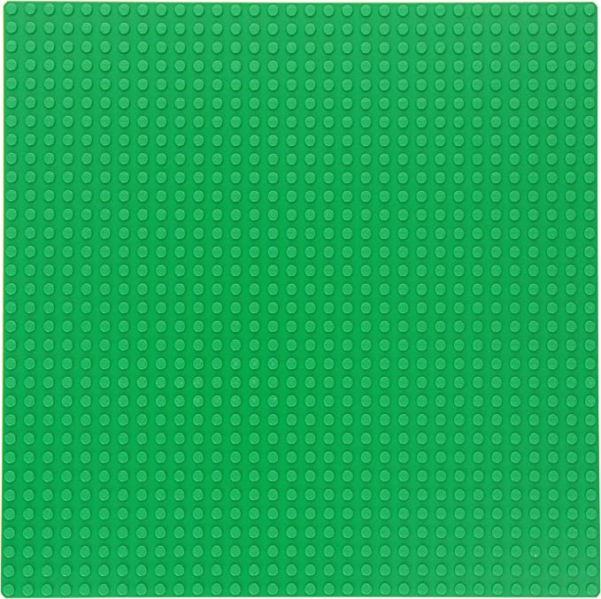 LEGO Lot of 12 Green 1x4 Building Plate Pieces