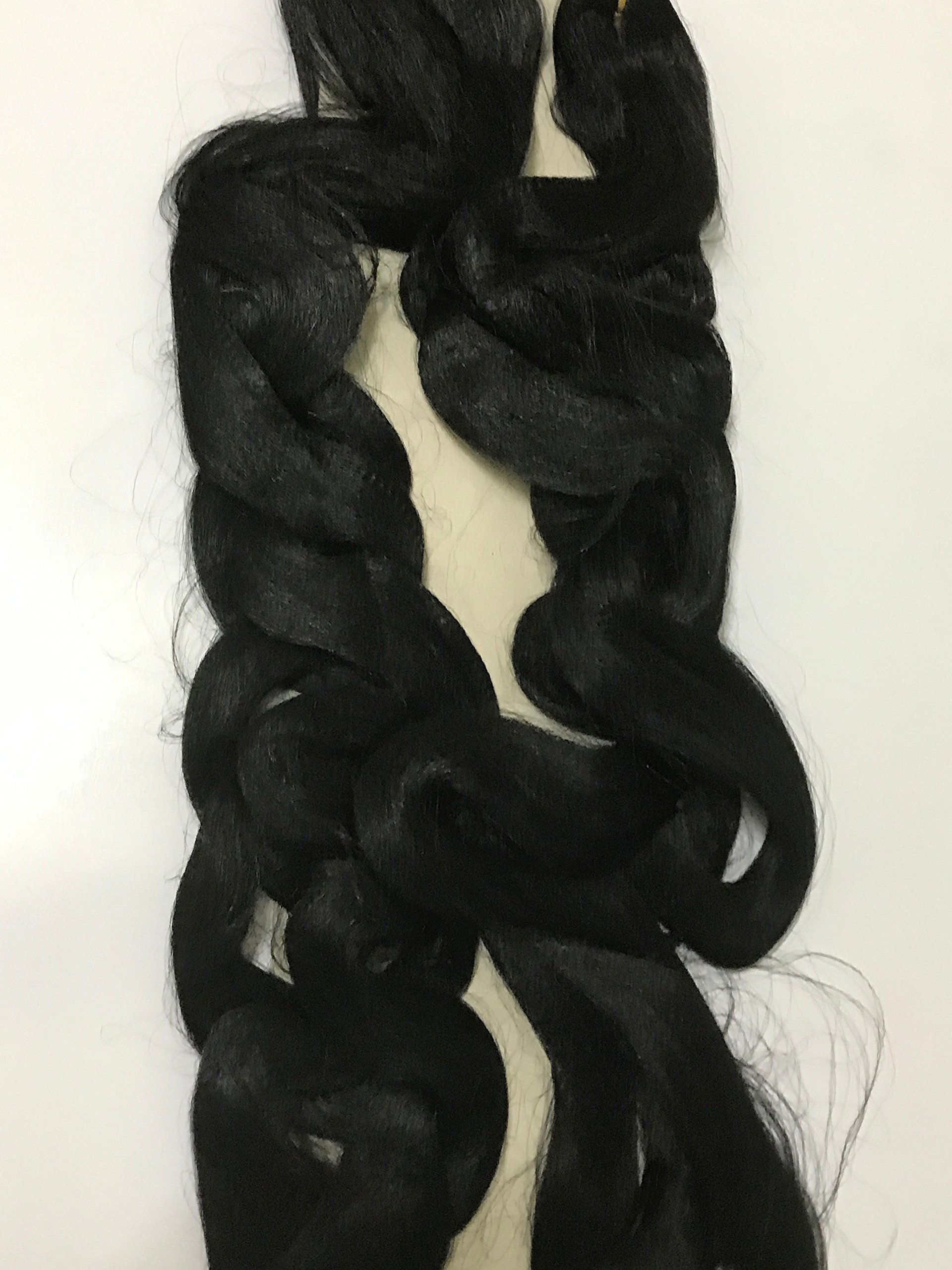 Amazon.com : Kanekalon Jumbo Braid Hair Extension Purple ...