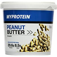 My Protein Peanut Butter Natural Smooth Supplément